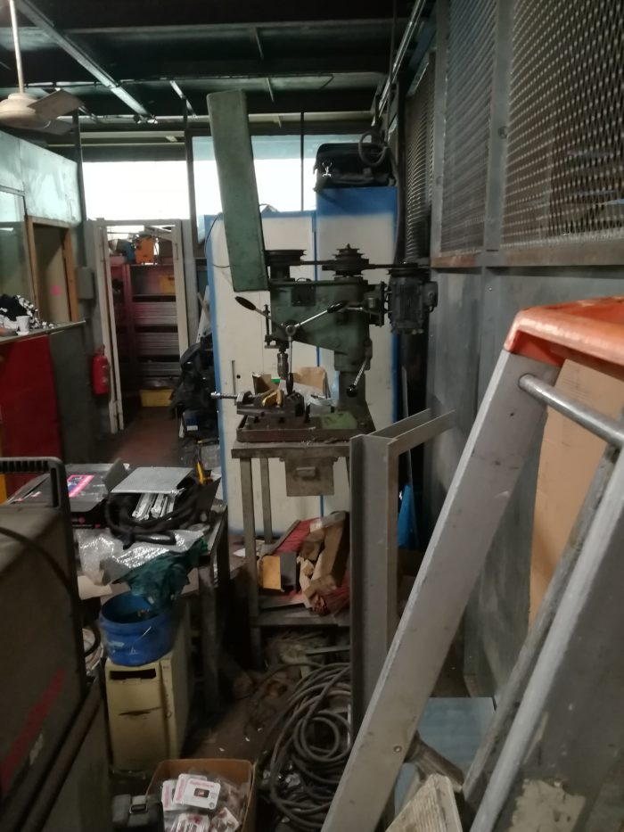 Intervention Coraval - Dijon Tôlerie industrielle